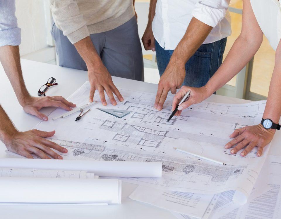 architecte pour villa à Saint Jean Cap Ferrat